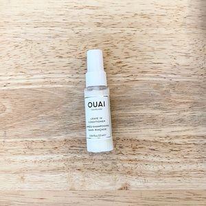 🎀5/40🎀 25 ML Ouai Leave In Hair Conditioner Mini